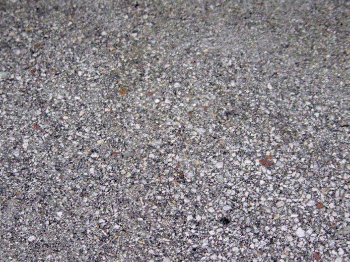 Neu beschichteter Industriefußboden