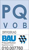 Zertifizierung Präqualifikation